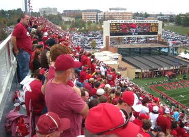 Razorbacks Stadium