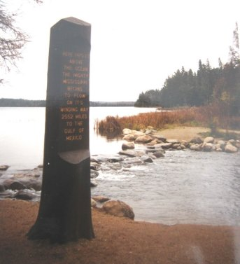 Lake Itasca, Minnesota