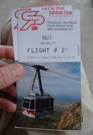 Tramway Ticket