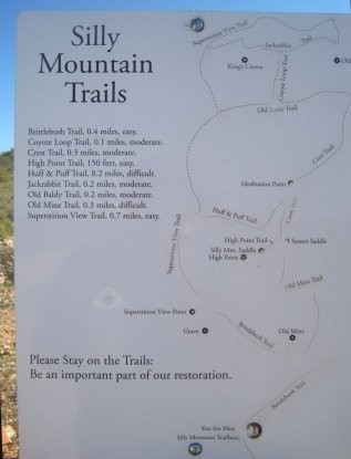 Silly Mountain Trails