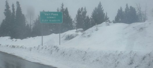 Vail Pass, Colorado