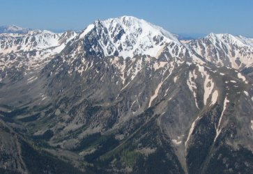 La Plata Peak Colorado