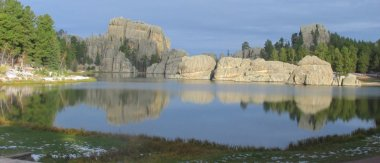 Sylvan Lake, SD