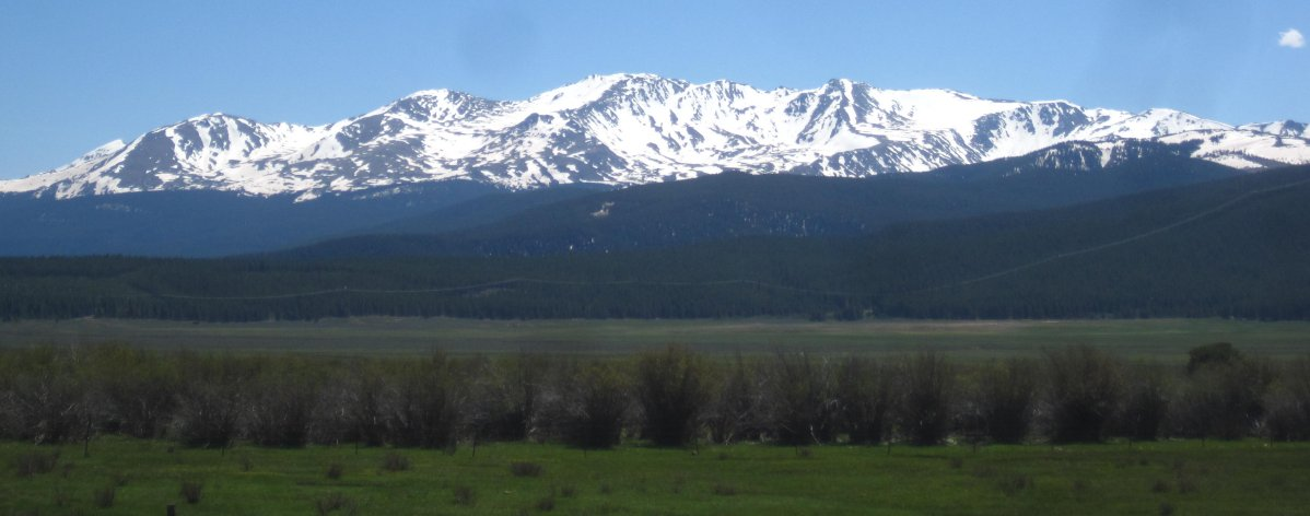 Cycling Tennessee Pass Bike Ride From Leadville To