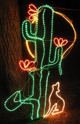 Cactus Rope Lights