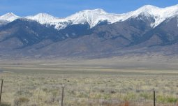 Northern Sangre De Cristo Mountains