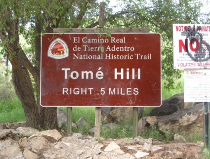 Tome Hill, NM
