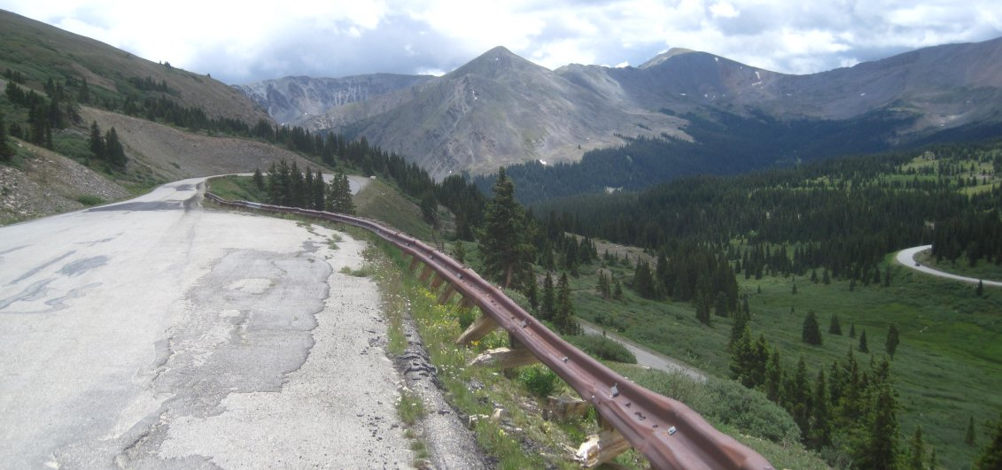 i am NEVER going camping again! | Tales from the Empty Nest  |Cottonwood Pass