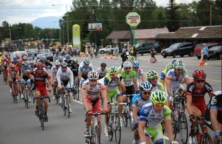USA Pro Cycling Challenge in Buena Vista, CO