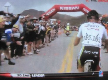 USA Pro Cycling Challenge at Independence Pass