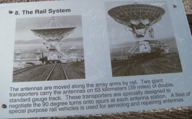 Very Large Array Tour